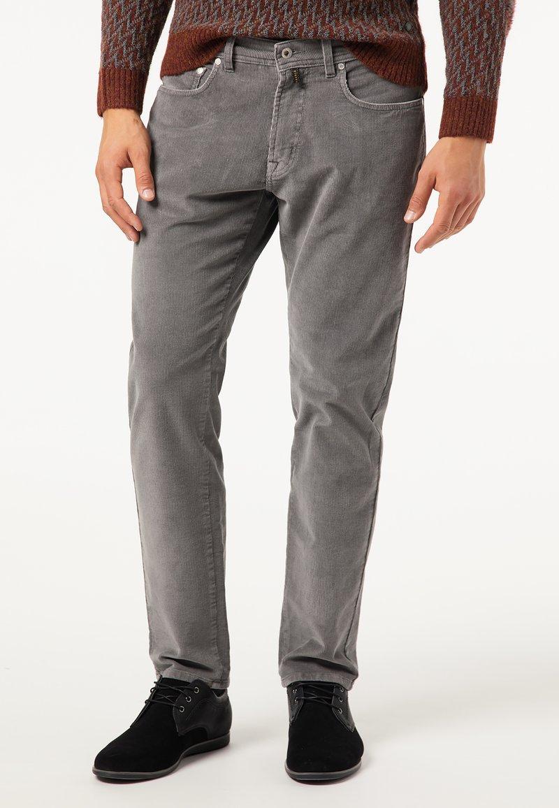 Pierre Cardin - Trousers - grau