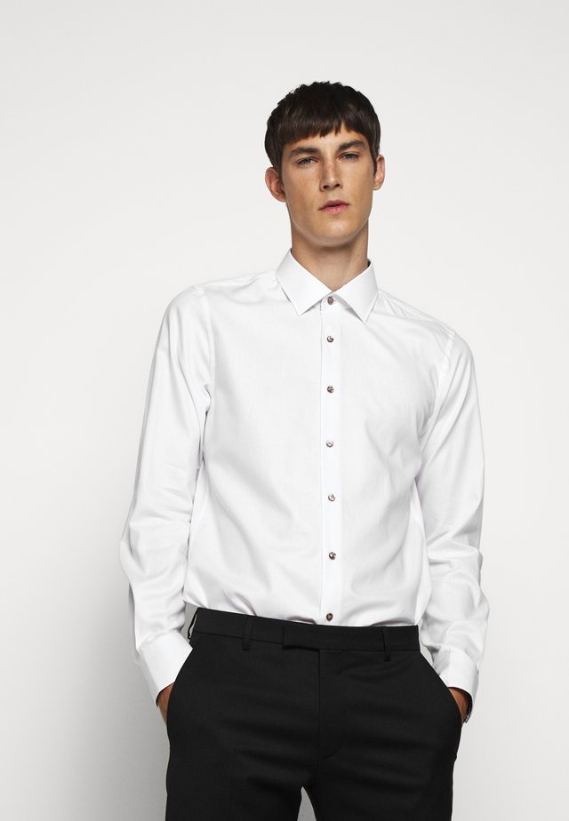 PIERRE - Camisa - white