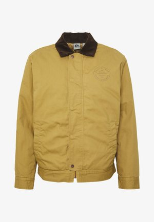 Light jacket - dull gold