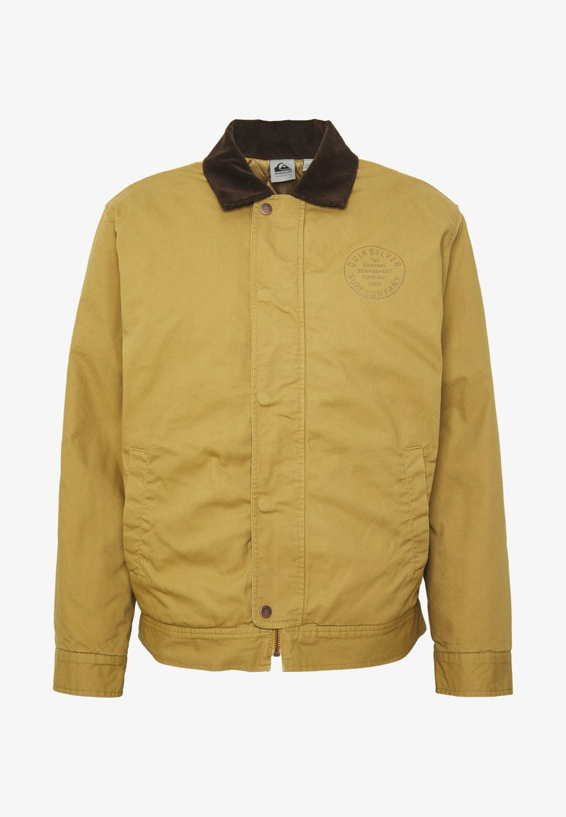 Quiksilver - Light jacket - dull gold