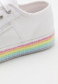 Superga - 2730 - Tenisky - white/multicolor - 5