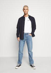 ARKET - Slim fit jeans - blue medium dusty - 1