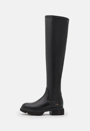 CPH544  - Platform boots - black