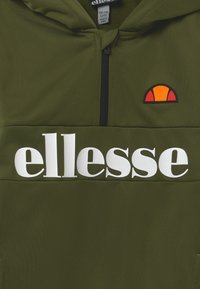 Ellesse - BOJON  - Jersey con capucha - khaki - 3