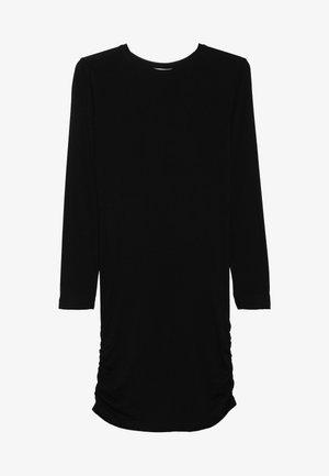 ANUKA DRESS - Jerseykjoler - black