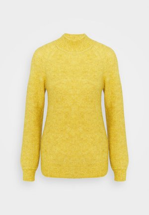 LINNEA - Strickpullover - light yellow