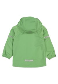 Polarn O. Pyret - Waterproof jacket - green - 1