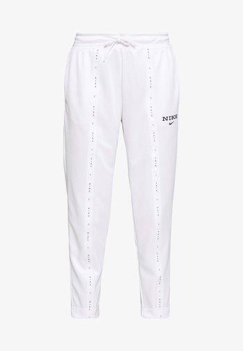 PANT - Pantaloni sportivi - white/black