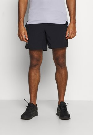 SPEED STRIDE SHORT - Korte sportsbukser - black