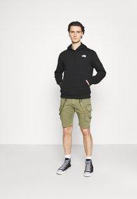 The North Face - MULTI BOX - Sweatshirt - black - 1