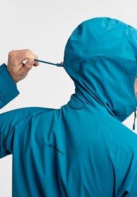 Mammut - Outdoor jacket - sapphire - 7