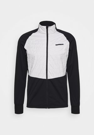 STORM JACKET - Løperjakke - black grey