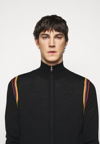 Paul Smith - GENTS ZIP THRU - Cardigan - black