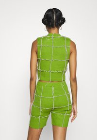 The Ragged Priest - LOVER - Top - green - 2