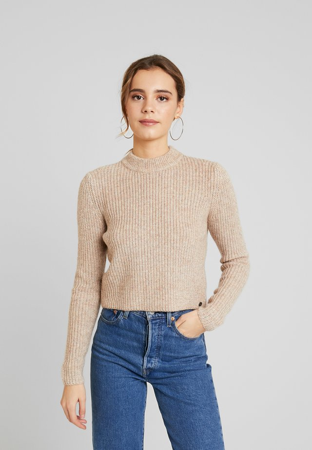 BABIE - Sweter - beige