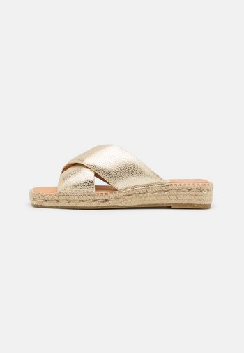 AMBER - Sandaler - gold