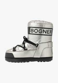 Bogner - TROIS VALLEES  - Zimní obuv - silver/black - 1