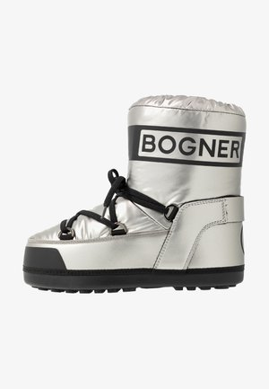 TROIS VALLEES  - Winter boots - silver/black