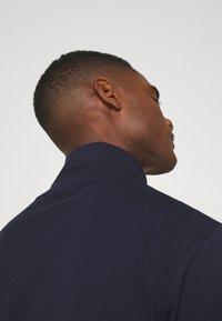 Lindbergh - TURTLE NECK TEE - Long sleeved top - blue - 4