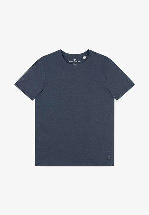 Basic T-shirt - dress blue|blue