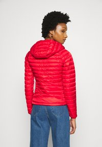 Benetton - JACKET - Down jacket - red - 2