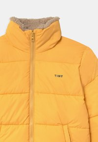 TINYCOTTONS - SOLID PADDED UNISEX - Winter jacket - yellow - 2