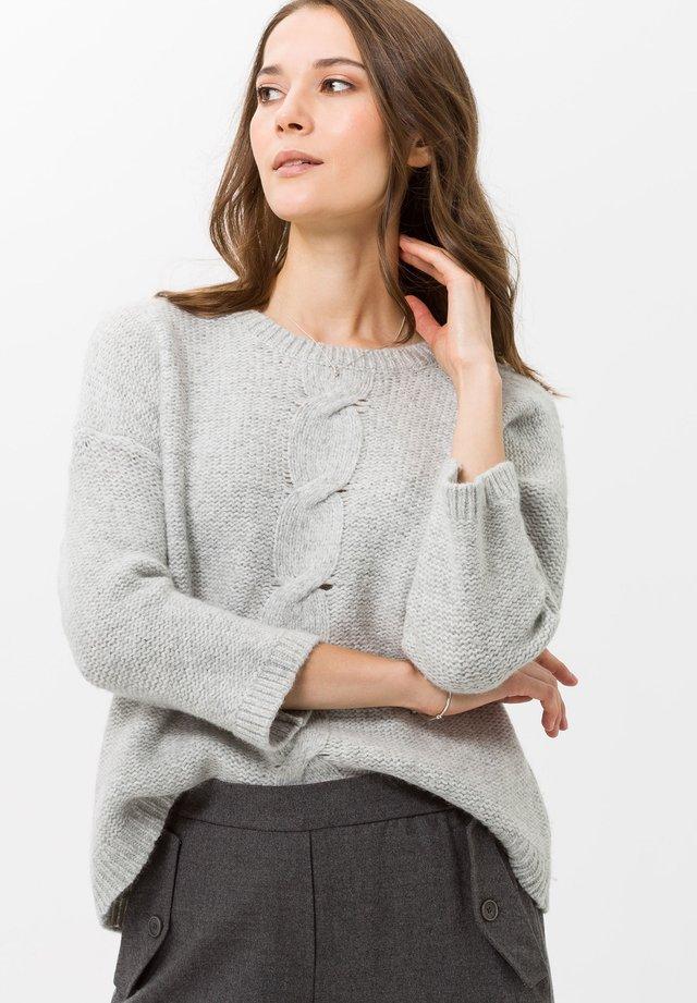 STYLE LISA - Jumper - light grey mel