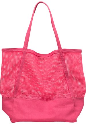 Shopping bags - neon pink