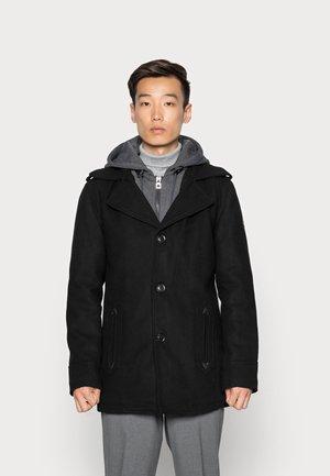 ADAIR - Short coat - black