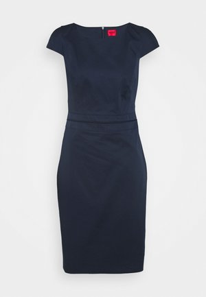 KELERAS - Shift dress - open blue