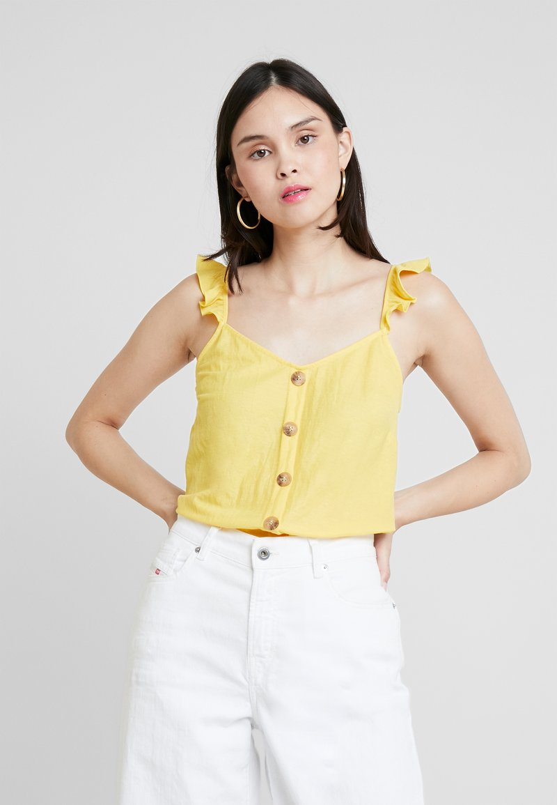 mint&berry - Top - yellow