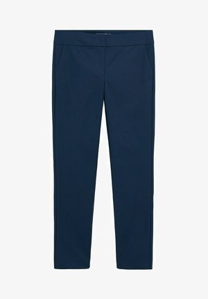 COFI7-N - Trousers - dunkles marineblau