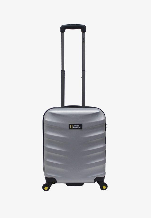 ARETE - Luggage - silber