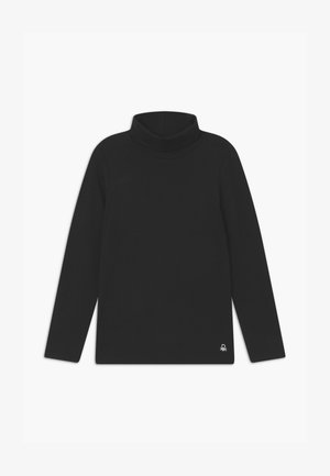 TURTLE NECK  - Longsleeve - black