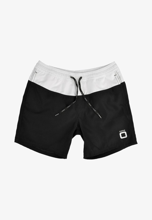 VOILE DUO  - Swimming shorts - black