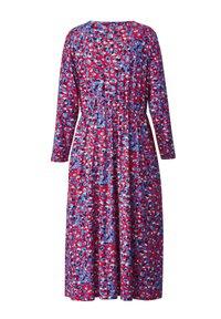 Sara Lindholm - Maxi dress - rot,blau,off-white - 5