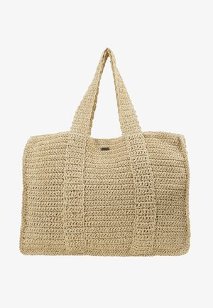 UNDER THE PALMS J TOTE YEF0 - Borsa a mano - natural