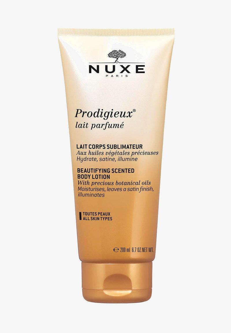 NUXE - PRODIGIEUX BODY LOTION - Body scrub - -