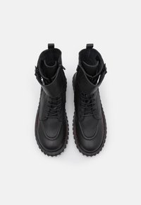 Kickers - AKROPOL - Lace-up ankle boots - noir - 3