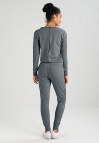New Look - CREW NECK - Jumpsuit - grey marl - 3