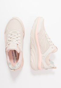 Skechers Sport - Trainers - natural/pink - 3