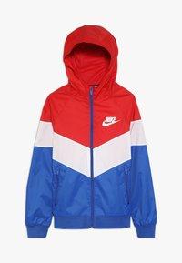 Nike Sportswear - Training jacket - university red/summit white/game royal - 0