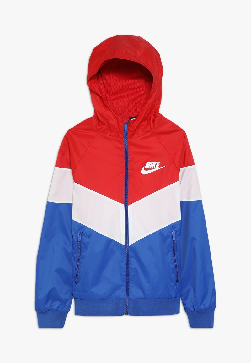 Nike Sportswear - Training jacket - university red/summit white/game royal