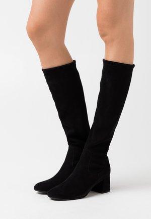 BRITT - Boots - schwarz