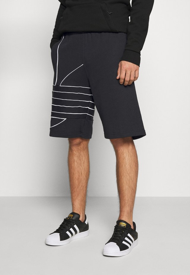 OUT  - Shorts - black/white