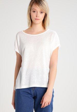 VISUMI  - Print T-shirt - snow white