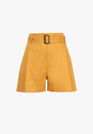 SOLID  - Shorts - golden