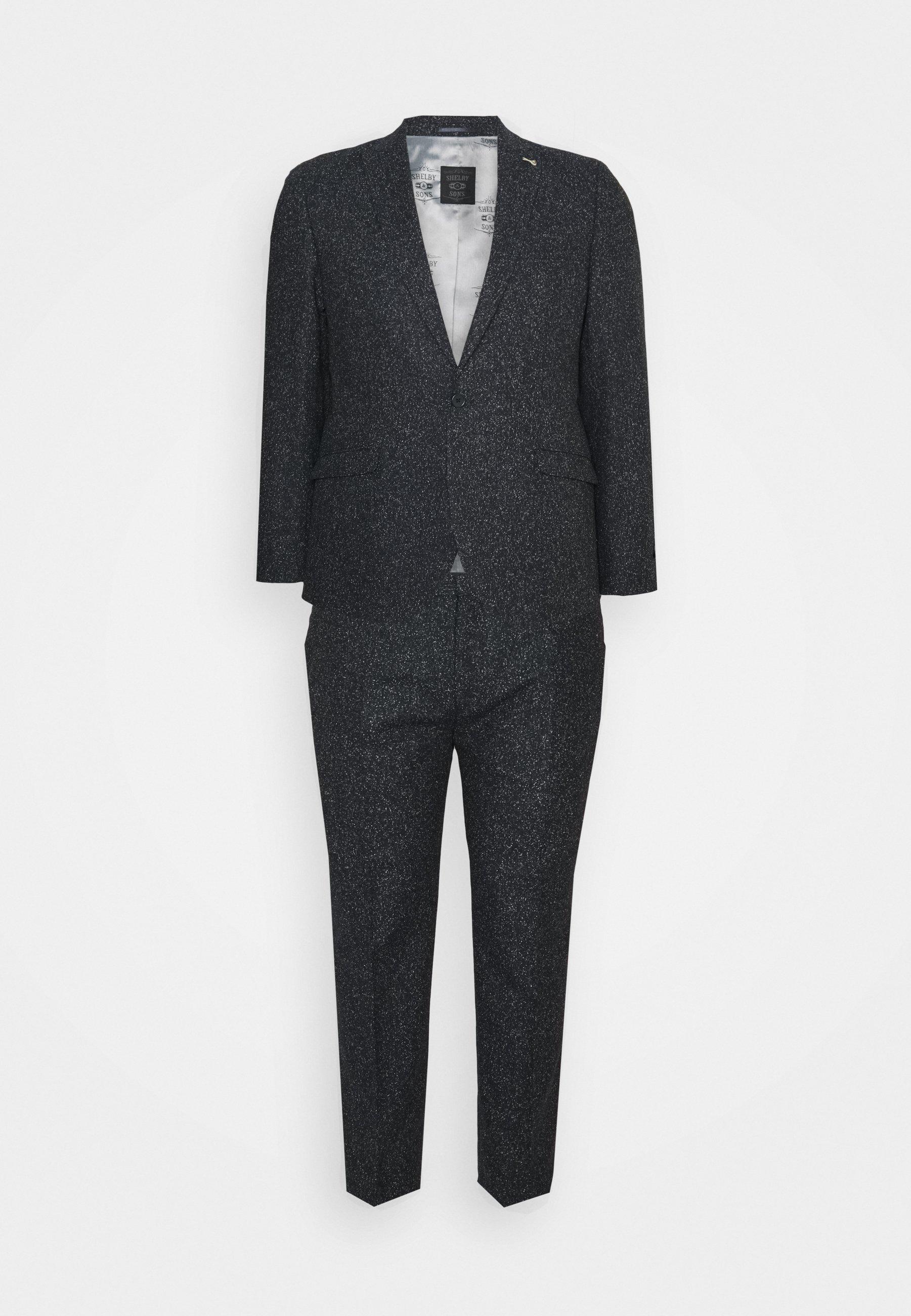 Men CRANTON SUIT PLUS - Suit