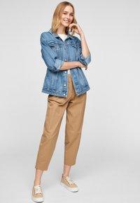 s.Oliver - Denim jacket - blue - 1