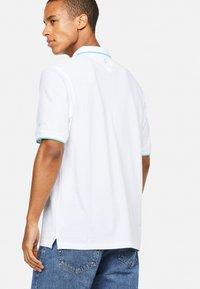 Colours & Sons - DORIAN - Polo shirt - weiß - 1